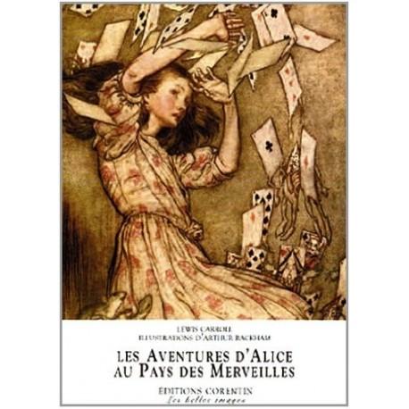 Les aventures d'Alice au pays des merveilles RACKHAM Arthur 9782909771038