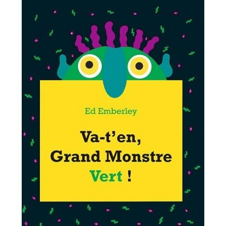 Va-t'en, grand monstre vert! Ed PEMBERLEY 9782877671729 Book