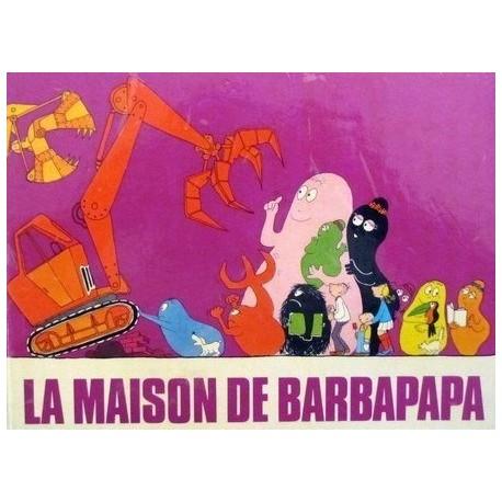 La maison de Barbapapa Talus TAYLOR 9782211011631 Book