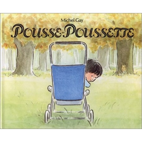 Pousse-poussette Michel GAY 9782211012157 Book