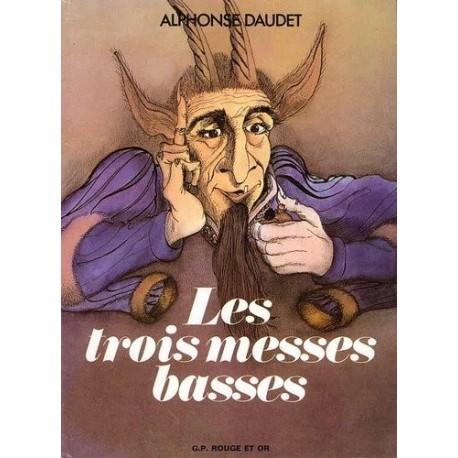 Les Trois messes basses Serge POUSSEROT 9782261006663 Book