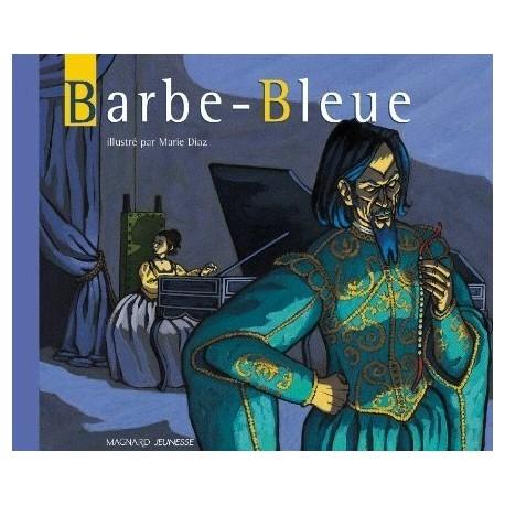 Barbe-Bleue Marie DIAZ 9782210989528 Book