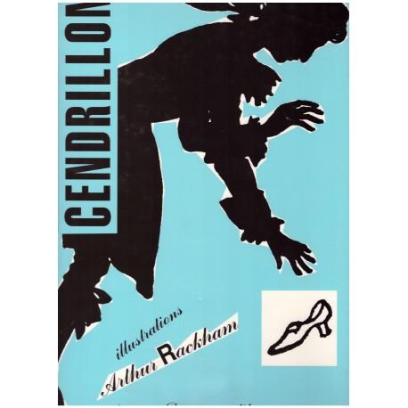 Cendrillon - Perrault - Arthur Rackham