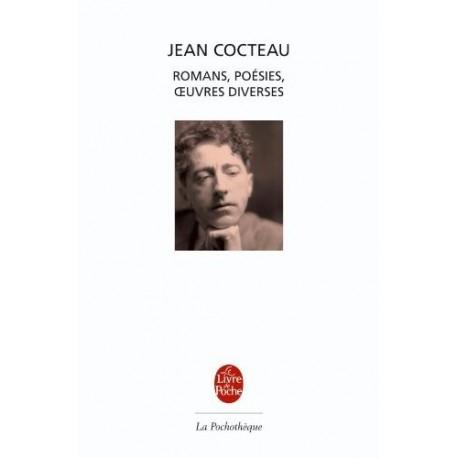 Romans, Poésies, Oeuvres Diverses Jean COCTEAU 9782253132219 Book
