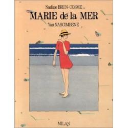 Marie de la mer BRUN - COSME Nadine NASCIMBENE Yan Milan 9782867263279