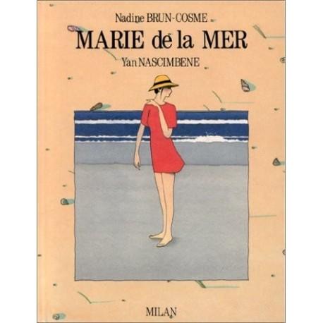 Marie de la mer Yan NASCIMBENE Milan 9782867263279 Book