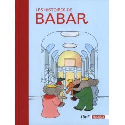 Les histoires de Babar Jean de BRUNHOFF 9782916914299 Book