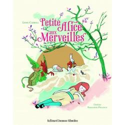 Petite Alice aux merveilles Emmanuel POLANCO 9782070646142 Book