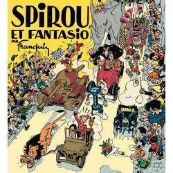 Les Aventures de Spirou et Fantasio fac simile