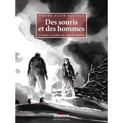 Des souris et des hommes Pierre Alain BERTOLA 9782756017617 Book
