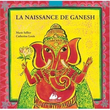 La naissance de Ganesh Catherine LOUIS 9782877309356 Book