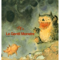 Le gentil monstre Liang XIONG 9782854390384 Book