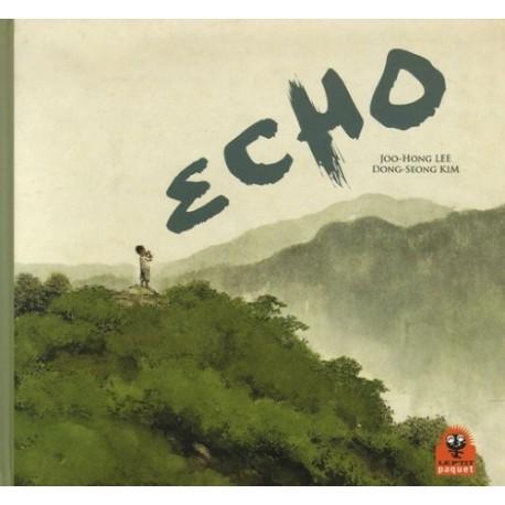 Echo  Kim Dong - Seong  9782888900955 Book