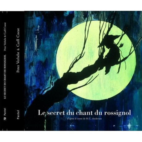 Le secret du chant du rossignol Carll CNEUT 9782211095679 Book