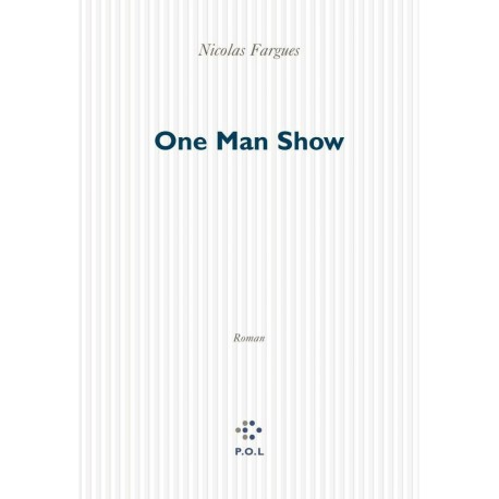 One Man Show 9782867448997 Book