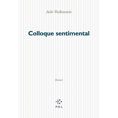 Colloque sentimental 9782867448430 Book