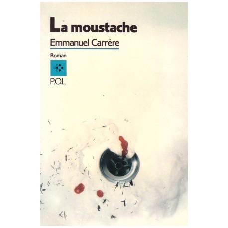 La moustache CARRERE Emmanuel POL 9782846820820 Book