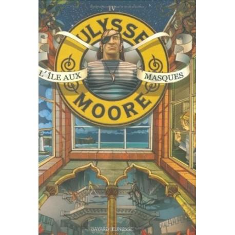 Ulysse Moore tome 1 : Les Clefs du Temps