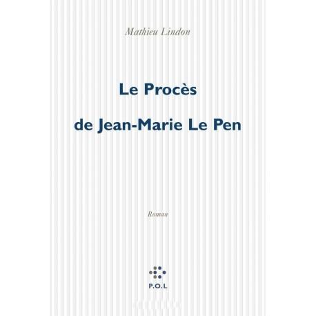 Le Procès de Jean-Marie Le Pen 9782867446405 Book