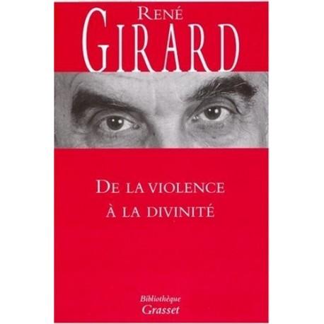 De la violence à la divinité 9782246721116 Book