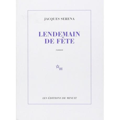 Lendemain de fête 9782707314642 Book