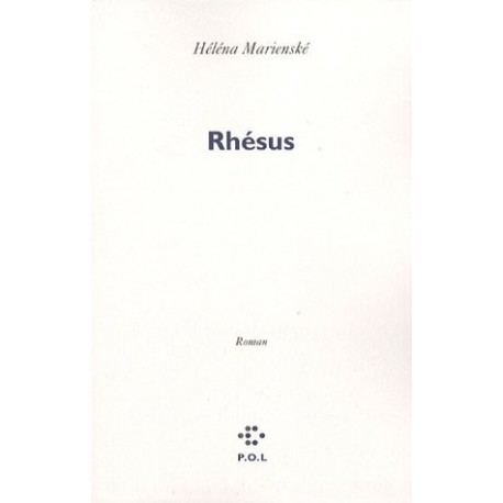 Rhésus 9782846821605 Book