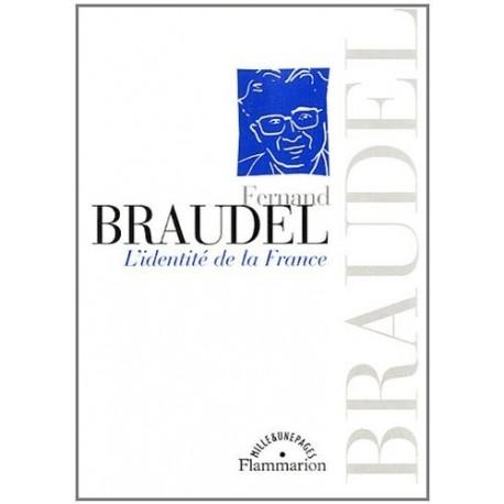 L'identité de la France 9782081272231 Book
