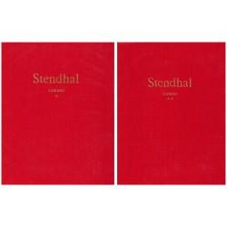 Romans complets - Stendhal- L' intégrale Seuil