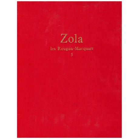 Les Rougon - Macquart - Emile Zola- L' intégrale Seuil
