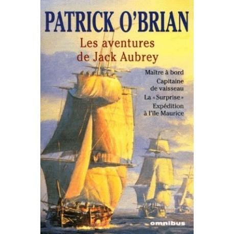 Les aventures de Jack Aubrey - Patrick O'BRIAN - Omnibus