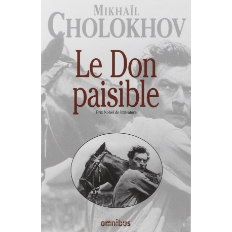 Le Don paisible 9782258051379 Book