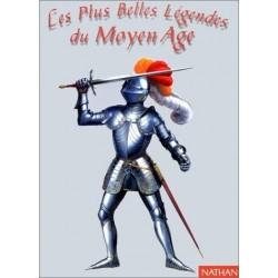 Les plus belles légendes du Moyen âge Serge CECCARELLI 9782092402405 Book