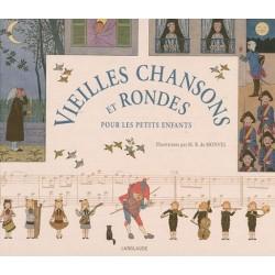Vieilles chansons et rondes pour les petits enfants Louis Maurice BOUTET DE MONVEL 9782364860070 Book