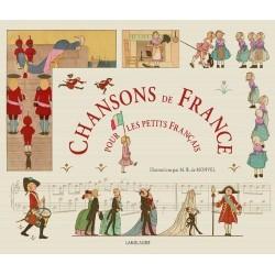 Chansons de France pour les petits Français - Louis Maurice BOUTET DE MONVEL