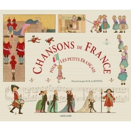Vieilles chansons et rondes pour les petits enfants Louis Maurice BOUTET DE MONVEL 9782364860087 Book