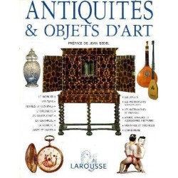 Antiquités et objets d'art - Jean BEDEL - LAROUSSE Dictionnaire