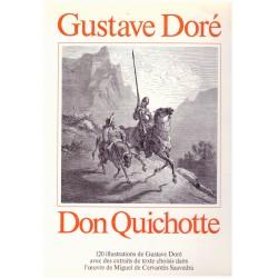 L'Ingénieux hidalgo Don Quichotte de la Manche CERVANTES Gustave DORE
