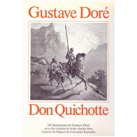L'Ingénieux hidalgo Don Quichotte de la Manche Gustave DORE 9782903857073 Book