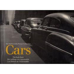 Cars les débuts de l'automobile