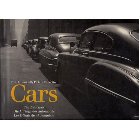 Cars les débuts de l'automobile 9783829028998 Book
