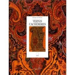 Vernis cachemires - projets gouachés conservés au Musée du vieux Nîmes