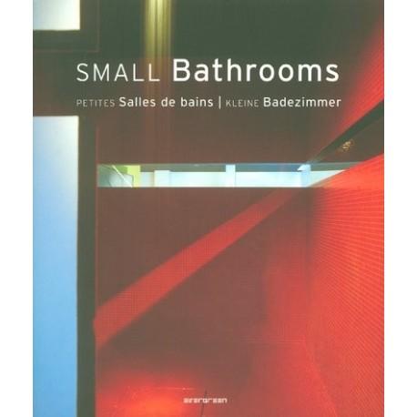 Petites salles de bains 9783822841723 Book