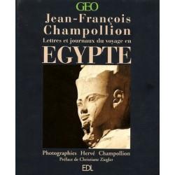 L'Egypte de Jean-François Champollion - lettres & journaux de voyage (1828-1829) 9782843082337 Book
