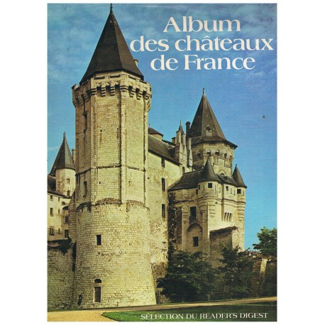 Album des chateaux de France 9782709801102 Book