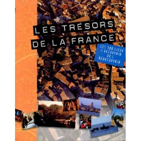 Les trésors de la France 9782744131974 Book