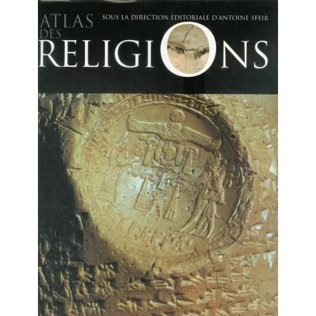 Atlas des religions - Antoine SFEIR - France Loisirs 9782724292541