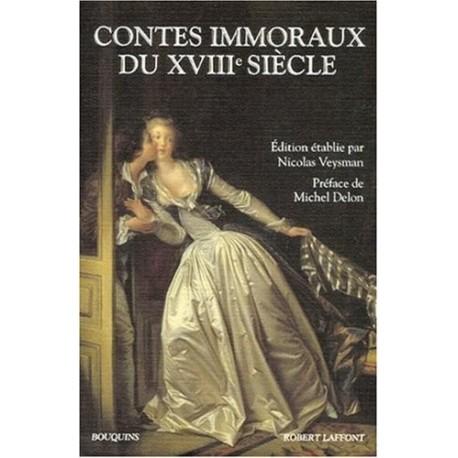 Contes immoraux du XVIIIe siècle