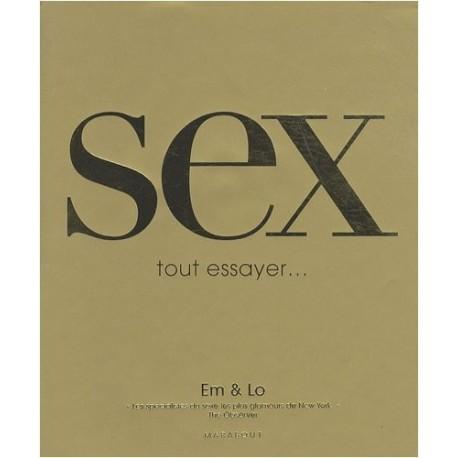 Sex - Tout essayer... 9782501059206 Book