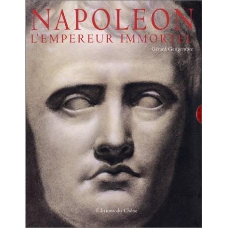 Napoléon - l'empereur immortel 9782842774349 Book