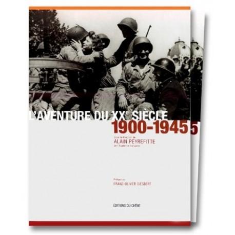 L' aventure du XXe siècle Alain PEYREFITTE Le Figaro 9782842772857